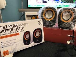 Multimedia Speaker System 擴音喇叭