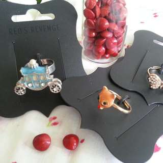 #Bajet20 RED'S REVENGE ACCESSORIES