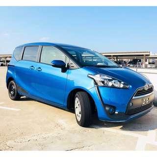 Cars For Rental [Brand New / Hatchback / Sedan / MPV]