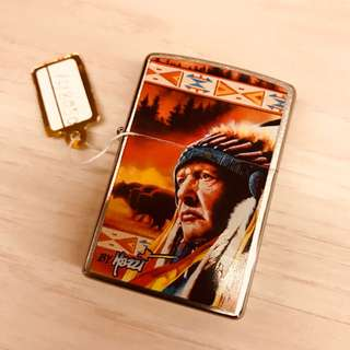 Genuine Zippo Windproof Lighter