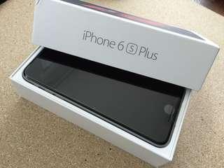 Iphone6s plus 128gb太空灰