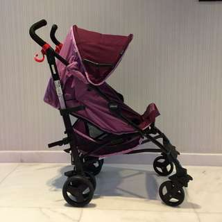 Chicco Compact-fold Aluminium Stroller