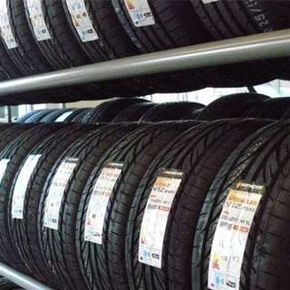 Tyres March Offer! (Hankook, Kumho, Westlake, Dunlop)