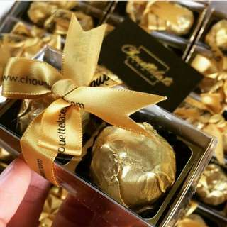 Doorgift Murah Almond Rocher