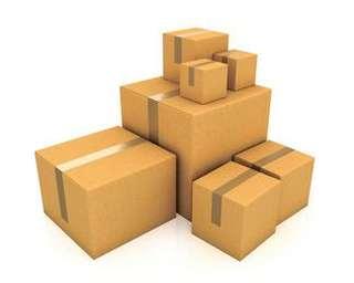 即時訂做優質紙箱
