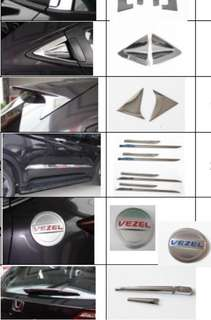 Vezel & HRV accessories