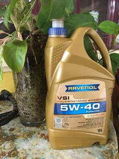 Ravenol Fully Synthetic Germany Oil 5L