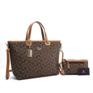 Bonia Tote Bag Set