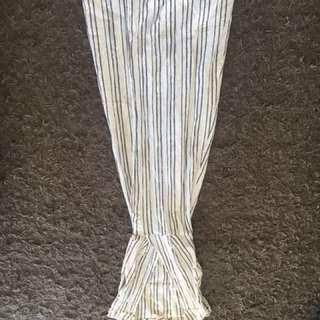 Billabong stripped dress
