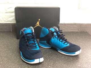 籃球鞋 九成半新 Jordan Super.Fly 4 PO X