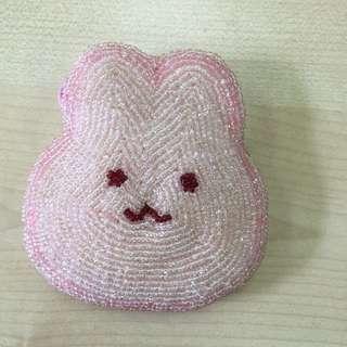 《全新》兔仔散纸包Coins Bag 10 x 10 cm