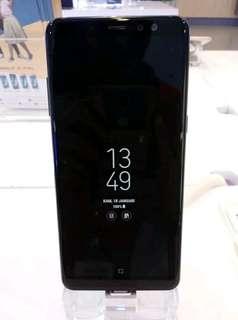 Cicilan tanpa kartu kredit Samsung Galaxy A8+