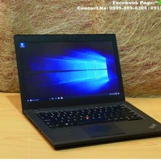 Lenovo thinkpad t440 Core i5 8gb ram 1tb hdd laptop Gaming