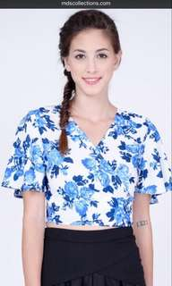 MDS Irla TOP in Floral