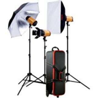 Flash Strobe lights-Godox Smart Studio Lighting Kit 300SDI