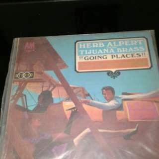 Vinyl Herbert Albert Tijuana Brass (Going Places)