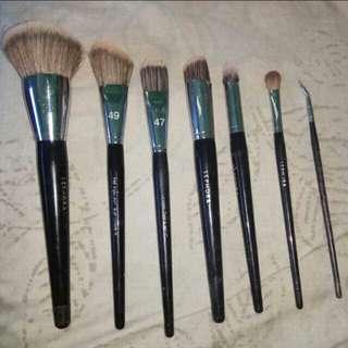 Sephora Brushes set