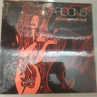 Maroon 5 ‎– Songs About Jane, Vinyl LP, Octone Records ‎– 82376-50001-1, 2003, USA