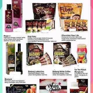(INSTOCKS AVAIL) Authentic JRM Health & Beauty By Bonda Rozita Products PO