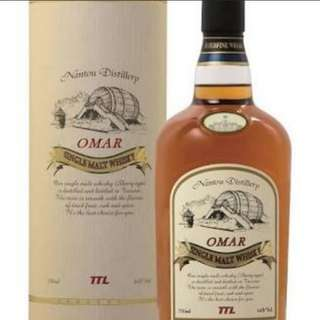 Omar Taiwanese Sherry Whisky