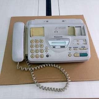絕版樂聲牌fax機