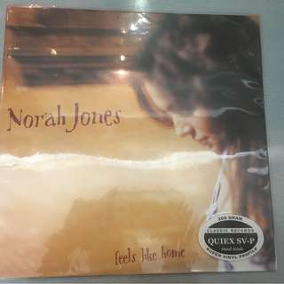 Norah Jones ‎– Feels Like Home, Vinyl LP, Classic Records ‎– 84800-16-200G, 2004, USA