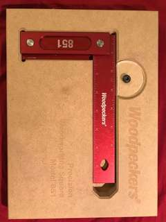Woodpecker 851 Precision Woodworking Square