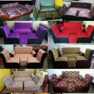 Sofa set Uratex