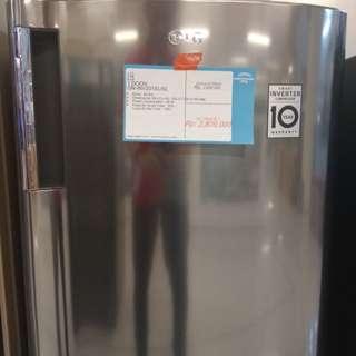 LG kulkas inverter cicilan Dp0% proses 3 menit