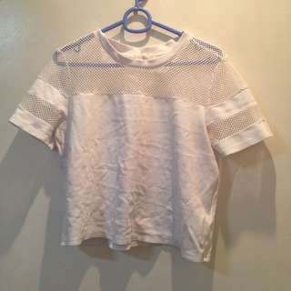 Forever 21 Jersey Shirt