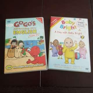 Baby Bright & GoGo's CD