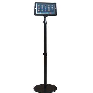 "iPad floor Stand height adjustable for 9.7"" only Whatsapp:8778 1601"
