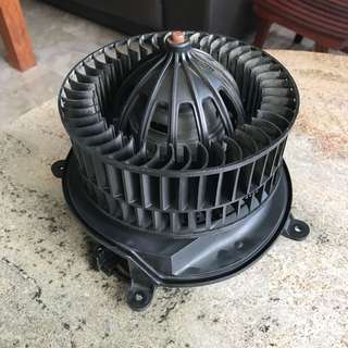 Mercedes Blower Fan