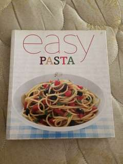 Easy Pasta Mini Cookbooks