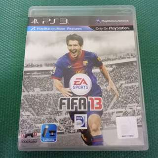 PS 3 FIFA 13 (Original, Used)