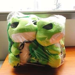 🚚 免運❤️旅行青蛙娃娃