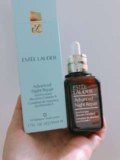 全新Estee Lauder Advanced Night Repair 升級再生基因修護露
