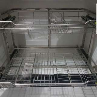 Dish rack/Pull out basket