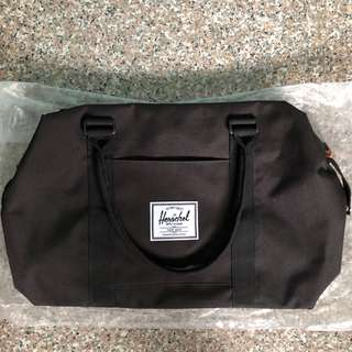 Authentic Herschel Strand Duffle - Black