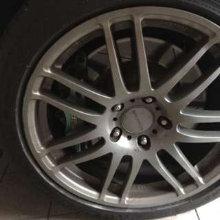 Prodrive Rims GC 14 wheels