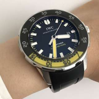 IWC Aquatimer IW3568-02