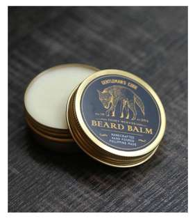 Eight Wolves Gentleman's Code Beard Balm