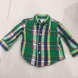 Ralph Lauren Shirt baby