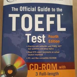 TOEFL by ETS ORI
