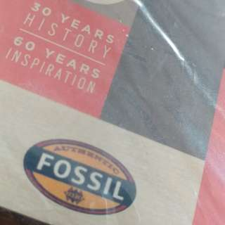 Fossil Note Book