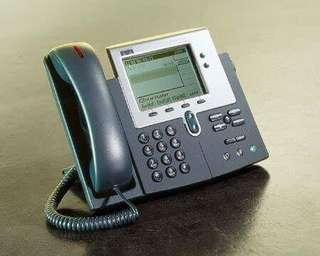 Cisco 7940 VoIP Phone