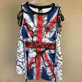 Punk Dress Size L