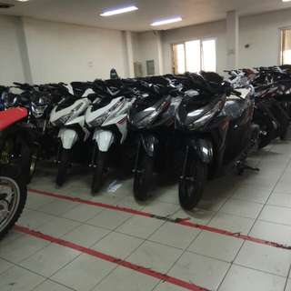 Honda matic series