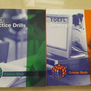 TOEFL practice and strategies by Kaplan ORI