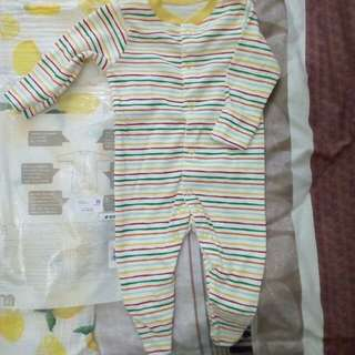Mothercare sleepsuit/ bodysuit
